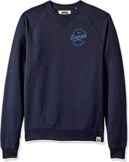 Hanes Men's 1901 Graphic V-Notch Sweatshirt