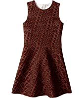 Missoni Kids - Printed Neoprene Logo Dress (Big Kids)