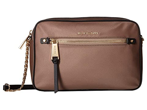 49799a6c070 MICHAEL Michael Kors Polly Large East West Crossbody at Zappos.com
