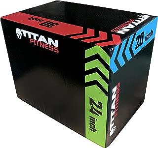 Titan Fitness 3 in 1 20