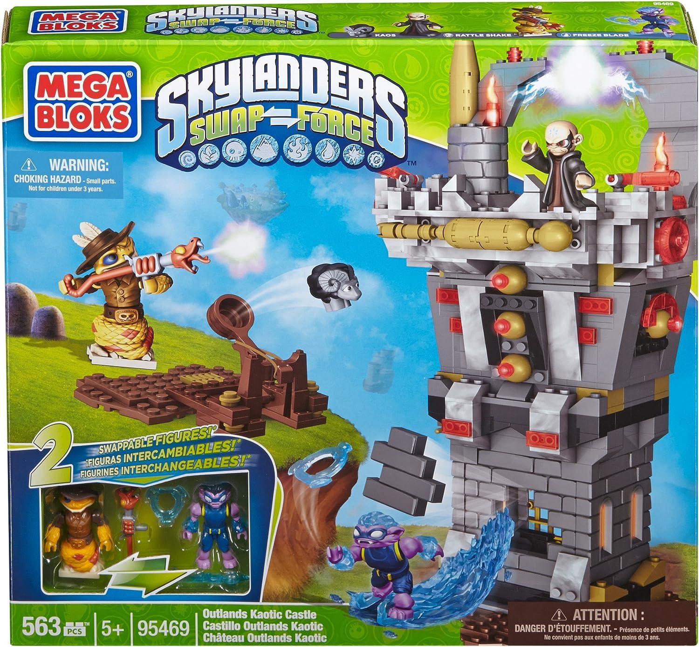tienda hace compras y ventas Mega Mega Mega Bloks Skylanders Outreterre Kaotic Chateau  n ° 1 en línea