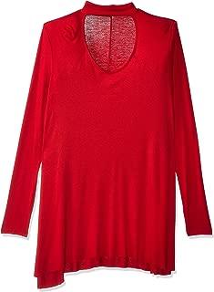 Bershka Blouse for Women - Red -M
