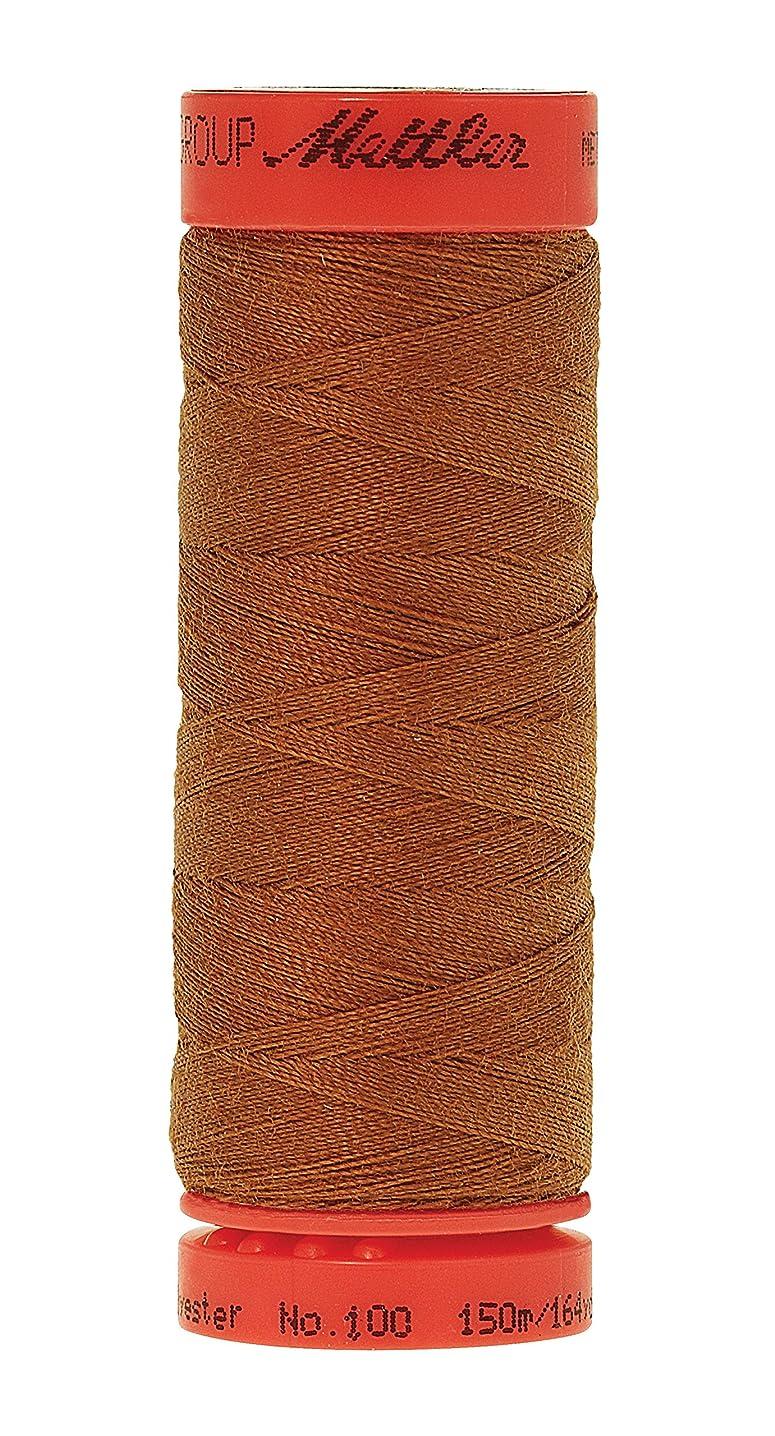 Mettler Metrosene 100% Core Spun Polyester Thread, 165 yd, Brass