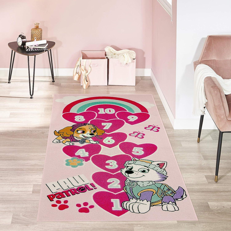 F/ácil de Limpiar Anti-Deslizante Carpet Studio Alfombra Carretera 95x133cm Lavable a M/áquina Alfombra Infantil para Dormitorio /& Cuarto de Jugar Big City