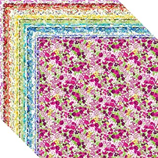 Garden Delights II 36 Squares 10 1/2 X 10 1/2 Inches Cotton Fabric