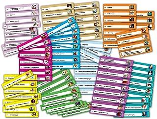 Dewey Tablet Edge Labels for Libraries FG-44 (800 Dewey Standart FGSTA-44)