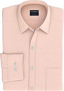 Tailorman Men's Solid Formal Shirt