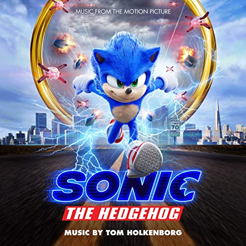 Sonic The Hedgehog Music From The Motion Picture By Tom