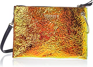 Tommy Hilfiger Clutch for Women-Gold