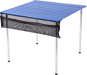 Camp Time, Roll-a-Table, Fold Up Roll Out Table Top, Compact, Portable, USA Made