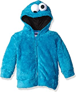 cookie monster hoodie costume