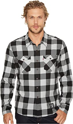 Levi's® Mens - Raiders Buffalo Western
