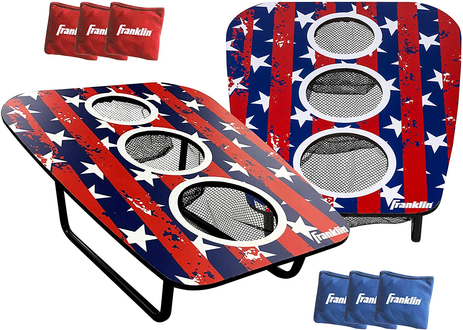 Franklin Sports Bean Bag Toss Yard Sale Special Price 3 – Cornhole Game B Hole Department store