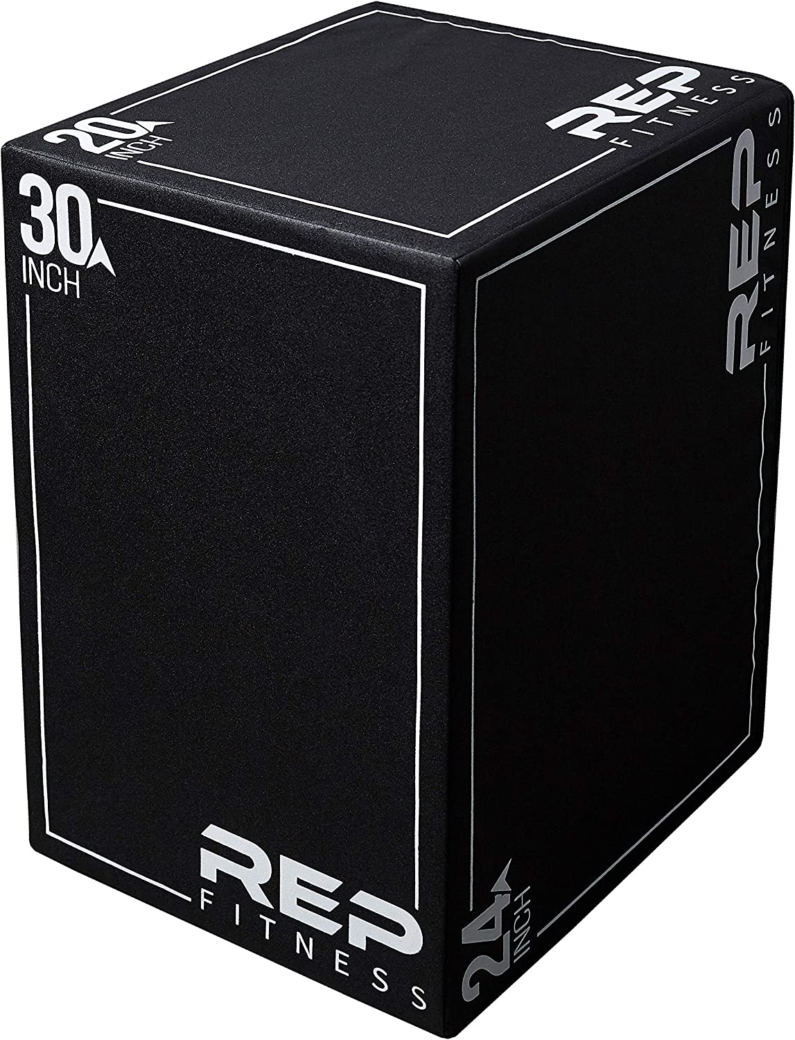 REP FITNESS 3-in-1 Soft Plyo Box – Safe security Omaha Mall Shins - for Non-Sli