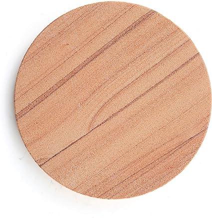 Thirstystone Cinnabar Natural Sandstone Coaster Set, 4 Piece