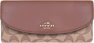 [コーチ] COACH 財布 長財布 二つ折り シグネチャー SLIM ENVELOPE F54022 アウトレット [並行輸入品]