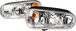 fisher snow plow lights