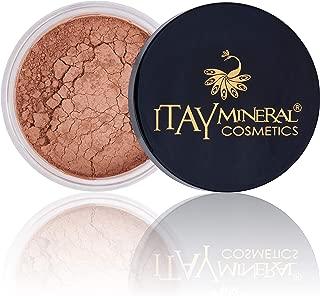 Itay Mineral Cosmetics Natural Loose Mica Powder Foundation (MF-8 MAROCCHINO)
