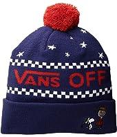 Vans - Pom Beanie x Peanuts Christmas