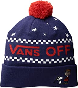 Vans - Pom Beanie x Peanuts Collaboration