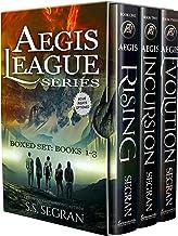 Aegis League Series Boxed Set (Books 1-3): Action Adventure, Visionary, Speculative, Thriller