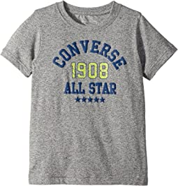 Converse Kids - 1908 Tee (Toddler/Little Kids)
