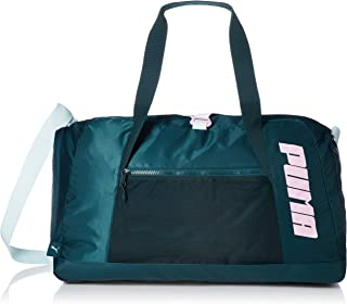 PUMA 07573202 Active Training Duffle Bag, Ponderosa Pine