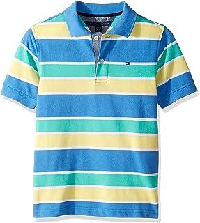 Tommy Hilfiger Boys' Stripe Polo Shirt