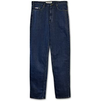 Grand River Big and Tall Classic Relaxed Fit Stonewashed Jeans