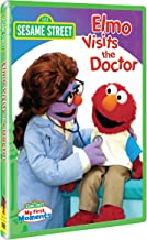ELMO VISITS THE DOCTOR (DVD)
