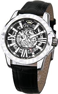 [ジョン・ハリソン]J.HARRISON 自動巻き メンズ 腕時計 JH-042SB JH-042-sb メンズ 【正規輸入品】