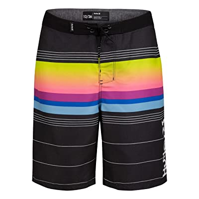 Hurley Kids Gradient Striped Boardshorts (Big Kids)