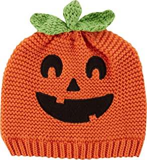 carters pumpkin hat