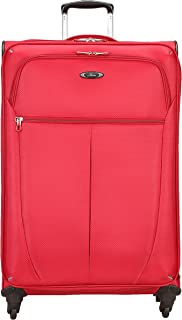 Luggage Mirage Superlight 28-Inch 4 Wheel Expandable Upright, Formula 1 Red, One Size
