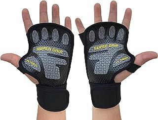 Kobo Lycra-Spandex Gym Gloves