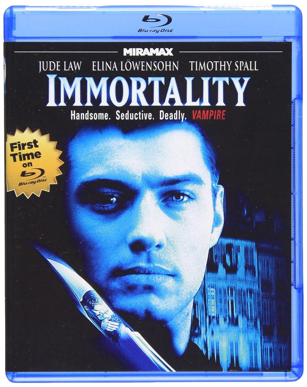 Immortality Max 83% OFF Blu-ray Baltimore Mall