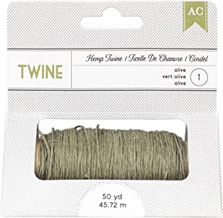 D/ÉCOPRO 10 Yard Value Pack of Large Beige Champagne Baroque Collection 7//16 inch Decorative Cord Without Lip Style# 716BNL Color: Winter Meadow 6939 Olive Green 30 Ft // 9 Meters
