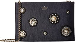 Kate Spade New York - Cameron Street Embellished Denim Sima