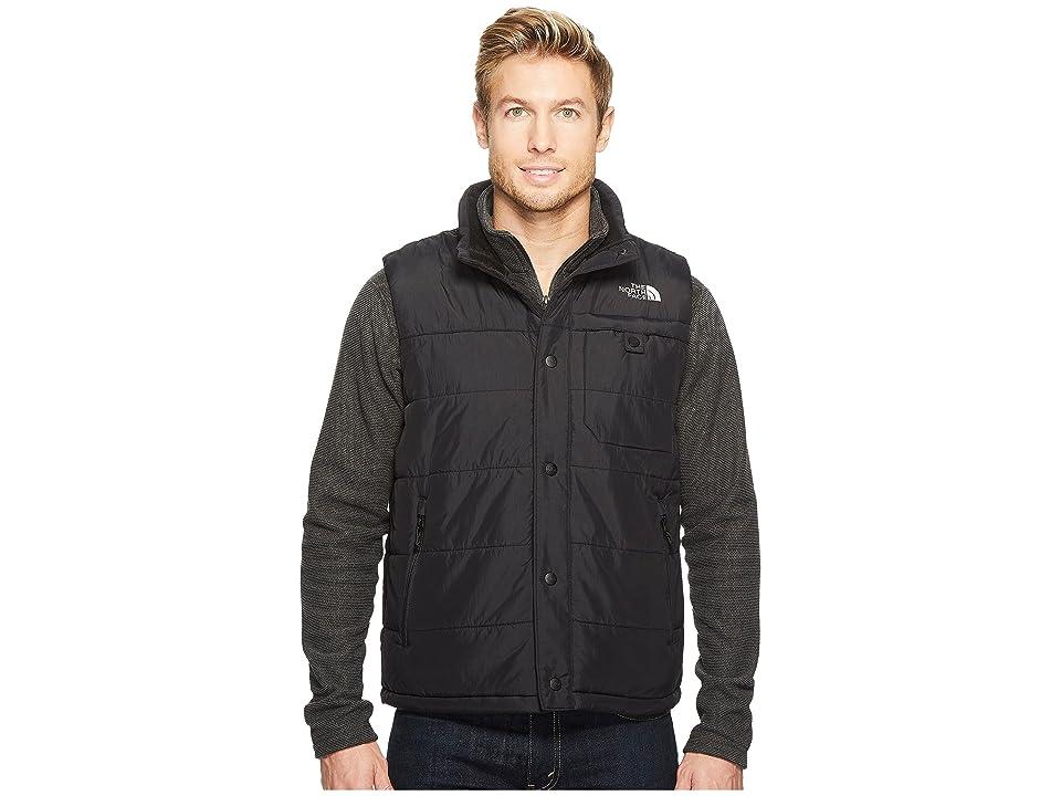 The North Face Harway Vest (TNF Black/TNF Black) Men