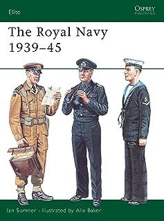 The Royal Navy 1939–45 (Elite)