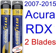 acura rdx wiper blade replacement