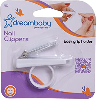 Dreambaby Nail Clippers with Holder (F302)