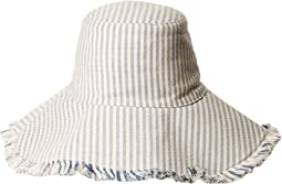 Hat Attack - Fringed Edge Sunhat