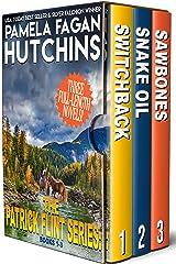 The Patrick Flint Series: Books 1-3 Box Set: Switchback, Snake Oil, and Sawbones (Patrick Flint Box Sets Book 1) Kindle Edition