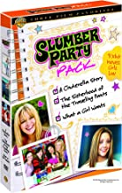 Slumber Party Pack: (A Cinderella Story / The Sisterhood of the Traveling Pants / What a Girl Wants)