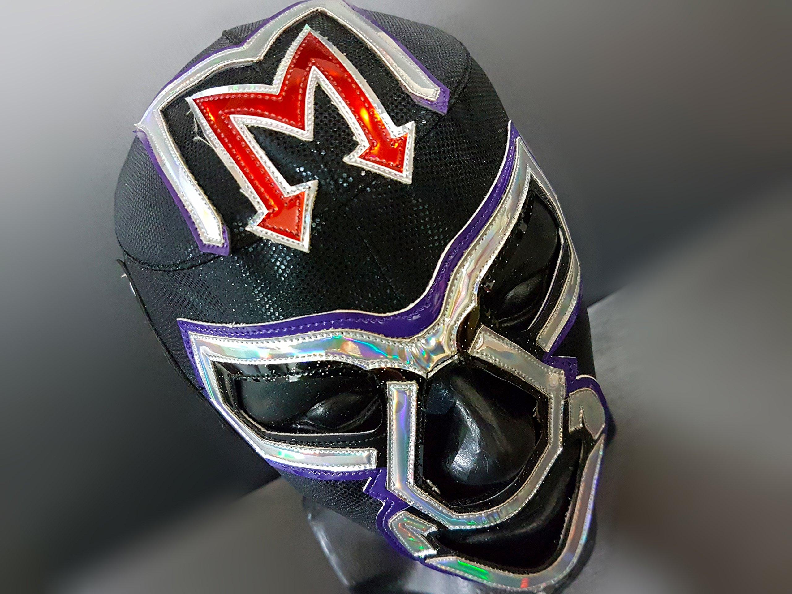 Muerte máscara de lucha libre Luchador máscara disfraz de luchador ...