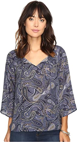 Solas Printed Top