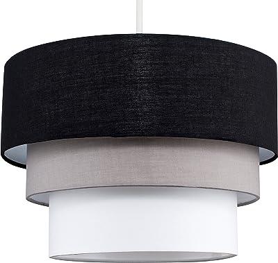 MiniSun Preciosa pantalla de lámpara de techo colgante