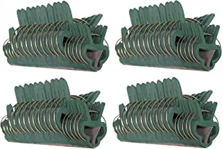 Ram-Pro 80Pc Gentle Plant & Flower Clips for Supporting Stems