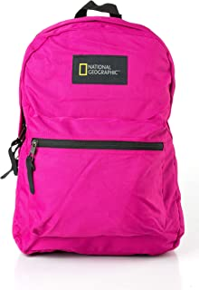National Geographic Backpack for Men Pink,N09102.59